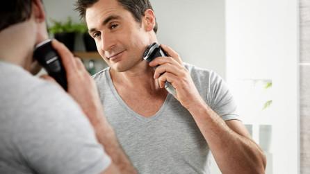 fazer a barba