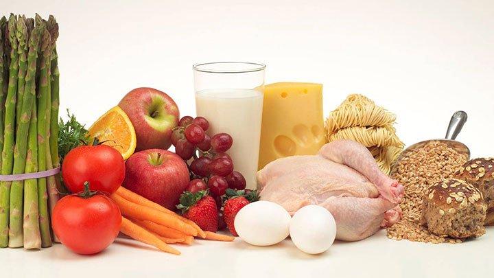 alimentos ganhar musculos