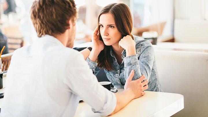 O que fazer para voltar com a namorada?