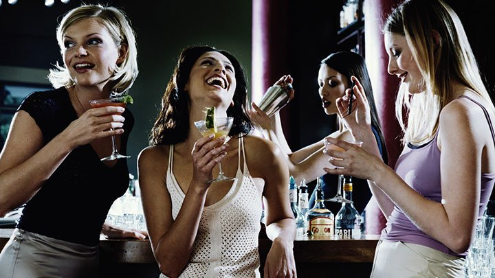 paquerar mulher amigas