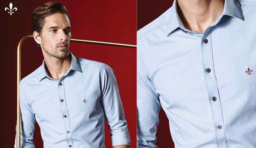 a198caaa1 10 melhores marcas de camisas masculinas