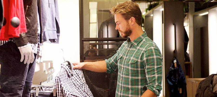 marcas de camisas masculinas