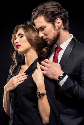 Técnicas de sedução de mulheres