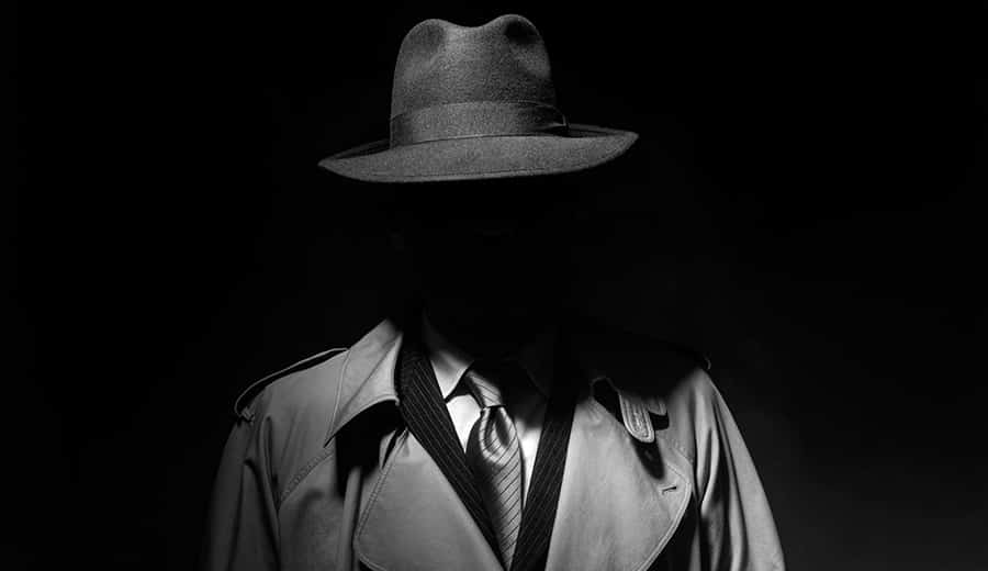 Homens misteriosos
