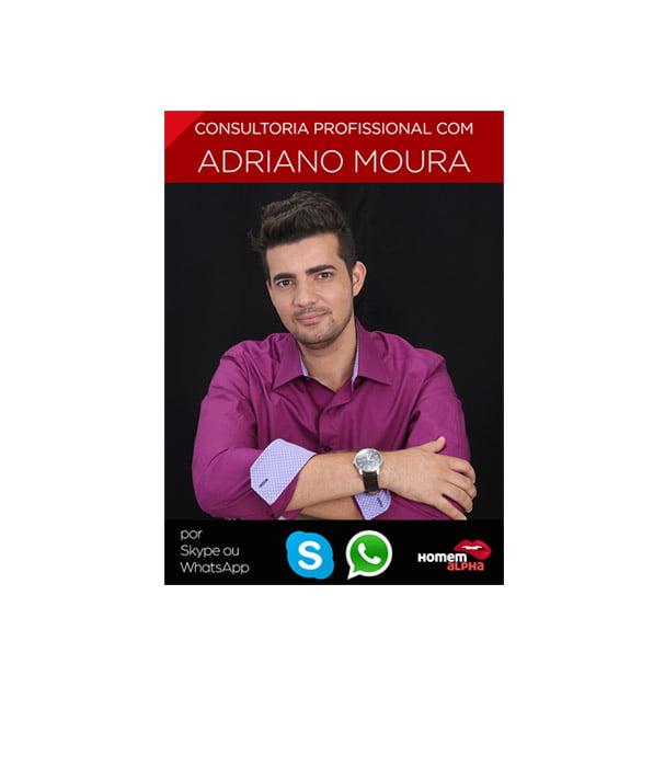 Consultor em sedução Adriano M.