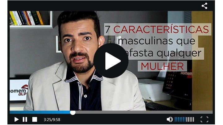 características masculinas