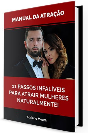 84cb5980a Após mais de 10 anos trabalhando como mentor masculino, o Psicólogo Adriano  Moura desvendou os 11 principais SEGREDOS dos sedutores de sucesso.