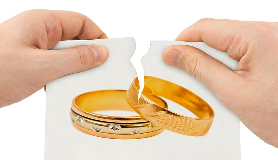 Lidar com o divórcio